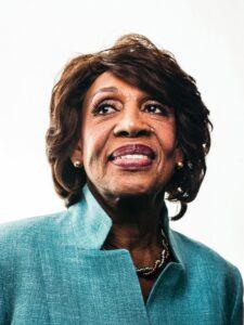 Maxine Waters - US Congresswoman from California