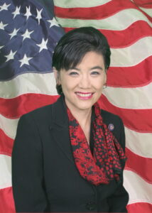 Judy Chu - US Congresswoman from California