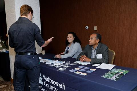 Exhibitor at the 2019 Oregon Housing Conference