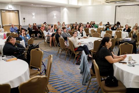 Attendees of the 2019 Oregon Housing Conference