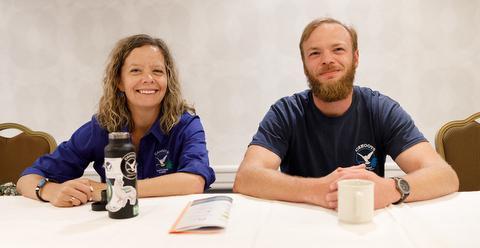 Laurel Lisovskis & Manning Walker