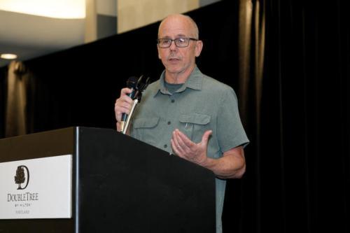 Ed Blackburn - keynote